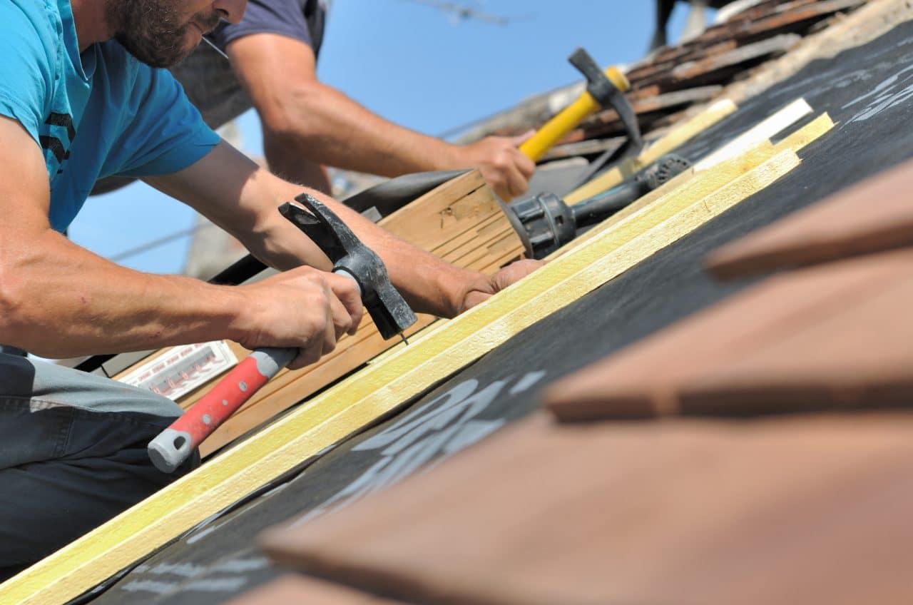 couvreurs rénovation tuiles