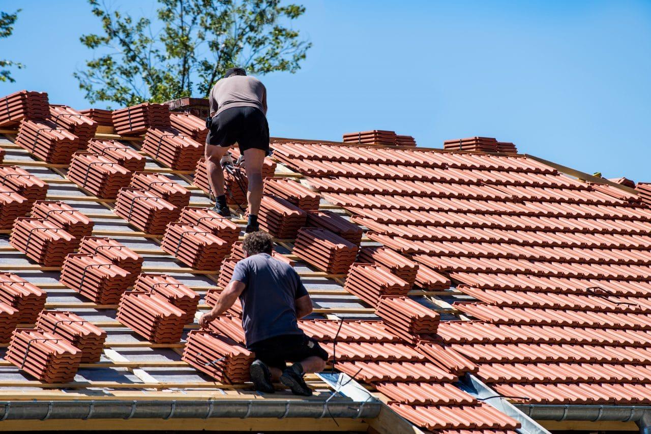 rénovation toiture en tuiles
