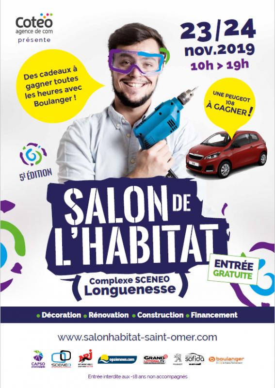 Rencontrez notre ambassadeur illiCO travaux au salon de l'habitat de Saint-Omer