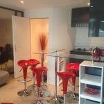 Création d'un espace de co-working à Courbevoie : espace cuisine