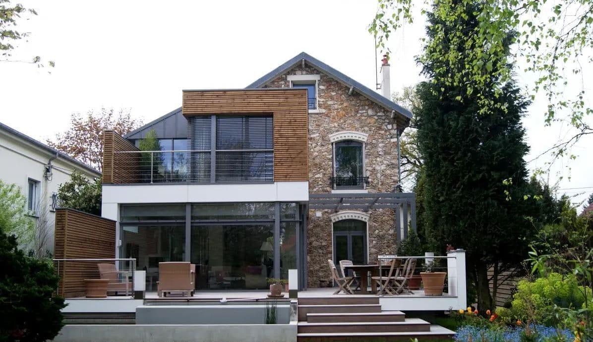 Extension de maison à Strasbourg (67)