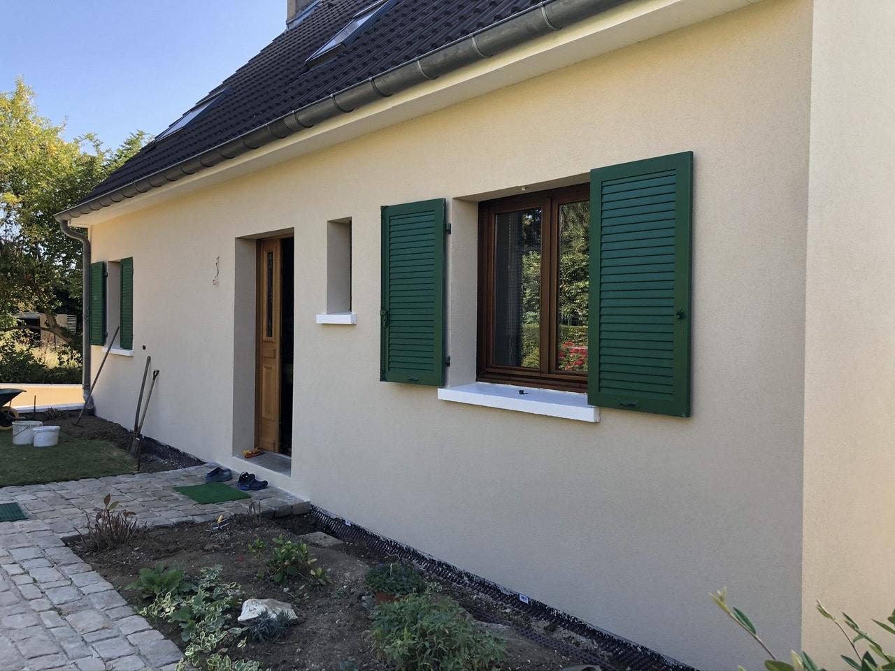 Ravalement de façade à Thorigny-sur-Marne (77)