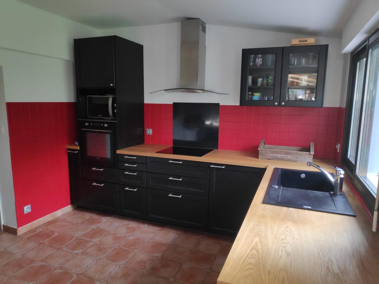 R novation cuisine pour maison et appartement guide Renovation cuisine plan de travail