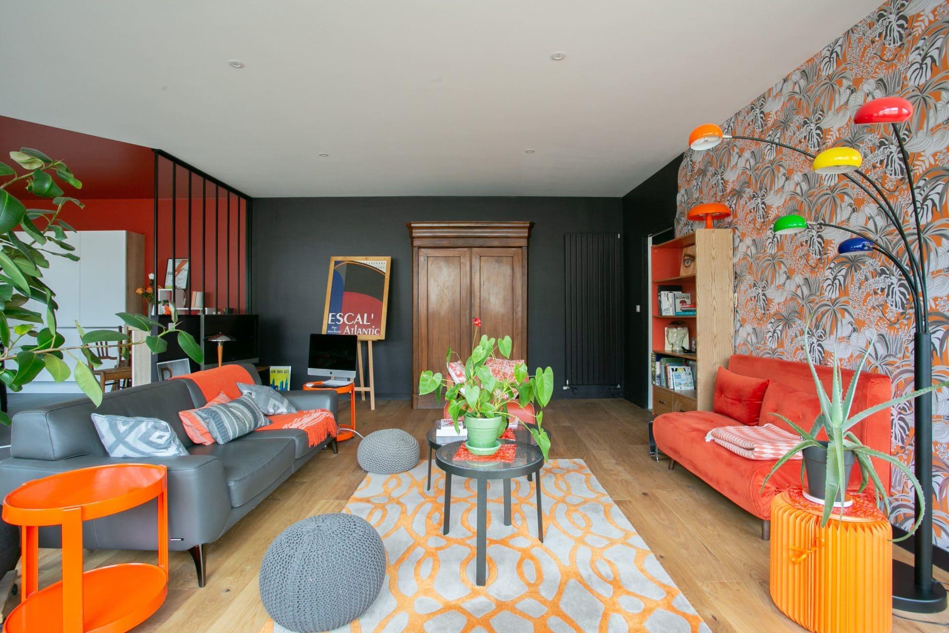 Rénovation d'un loft dans le centre ville de Niort (79)