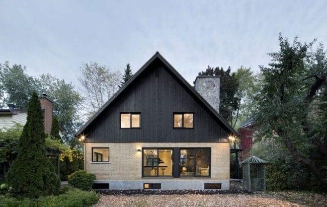 rénovation de maisons des années 60
