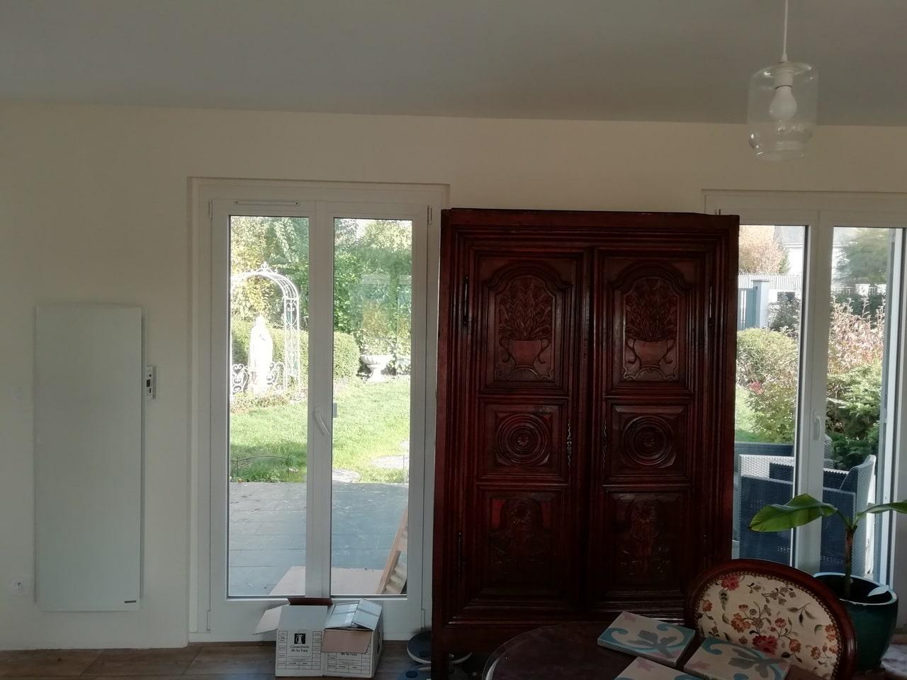 Rénovation d'un salon à Chartres (28)