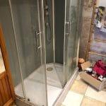 rénovation salle de bain douche Harnes