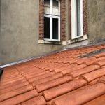 rénovation toiture couverture tuiles en verre puits de lumière La Roche-sur-Yon