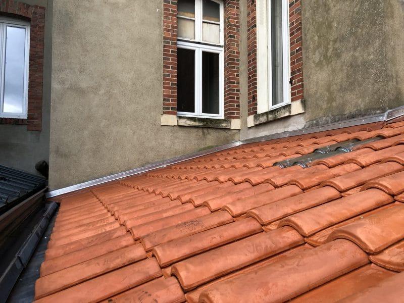 Après - rénovation de toiture