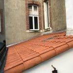 rénovation toiture couverture tuiles La Roche-sur-Yon