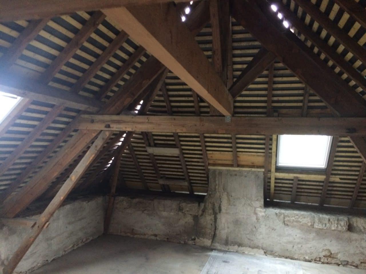 Rénovation d'une toiture en ardoise à Benet (85) par illiCO travaux Niort