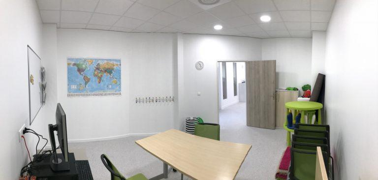 Aménagement de bureaux à Bailly-Romainvilliers (77)