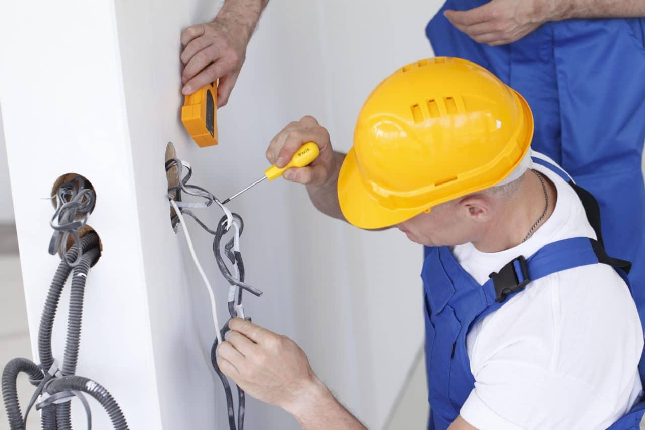 renovation électrique prise électricien