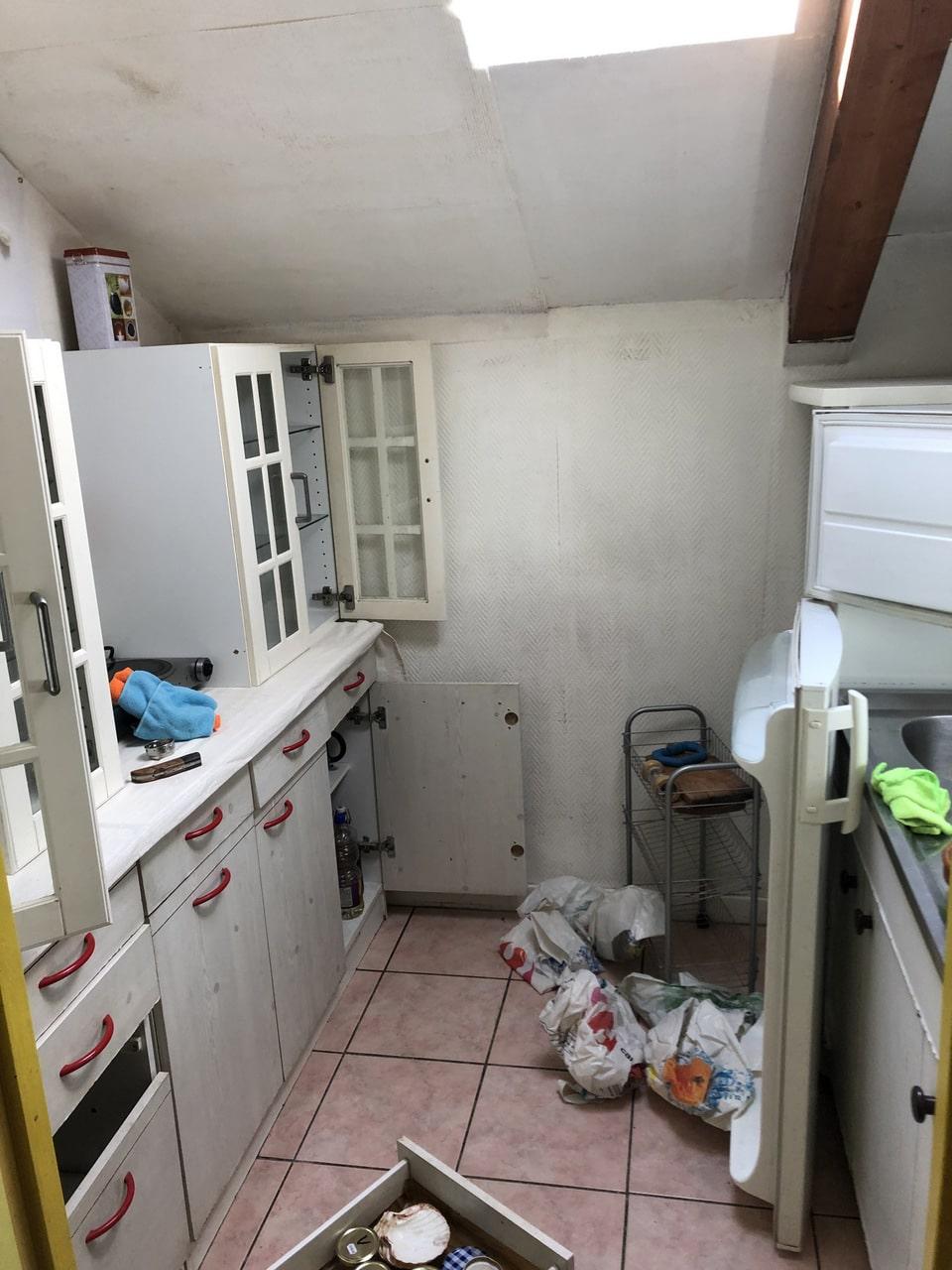 Rénovation d'un appartement sous combles à Lyon (69)