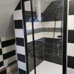 rénovation salle de bain près de Strasbourg : cabine de douche