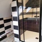 rénovation salle de bain près de Strasbourg : douche