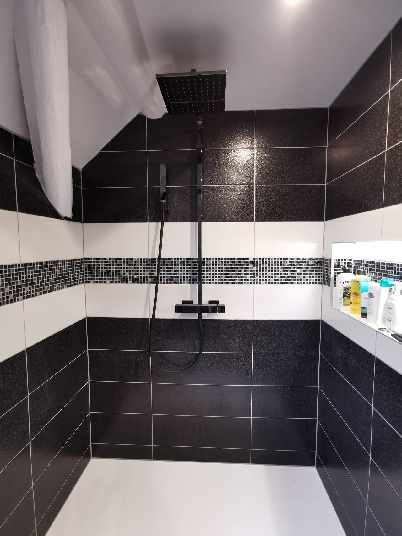 Rénovation d'une salle de bain à Bischwiller, près de Strasbourg (67)