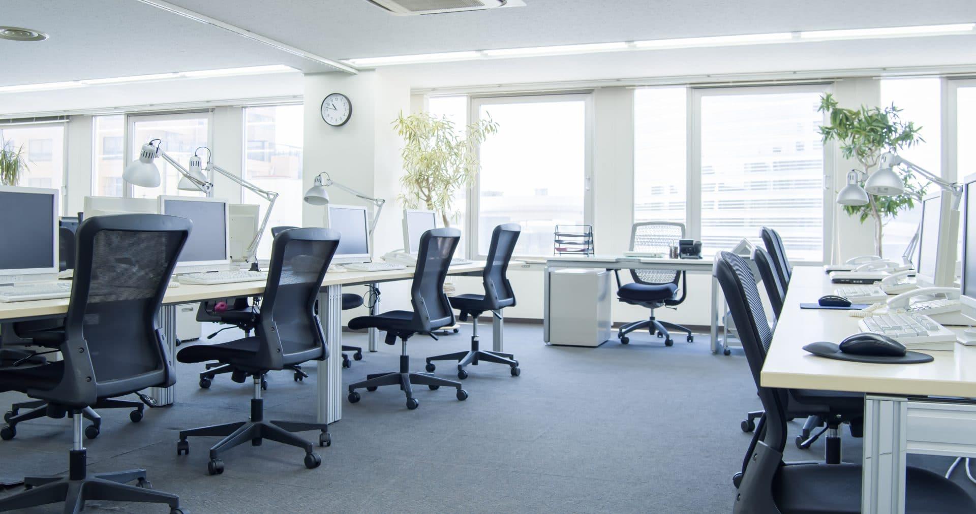 Aménagement de bureaux pour professionnels