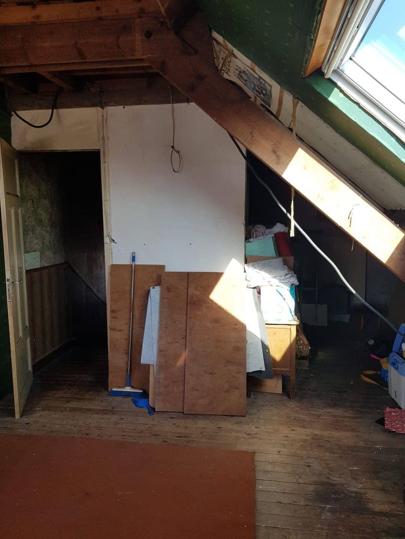 Aménagement des combles d'une maison à Lanester (56)