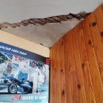 aménagement combles maison avant travaux reprise plafond Lanester