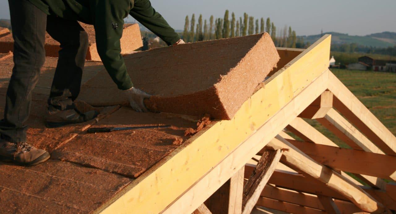 isolation de maison - toiture