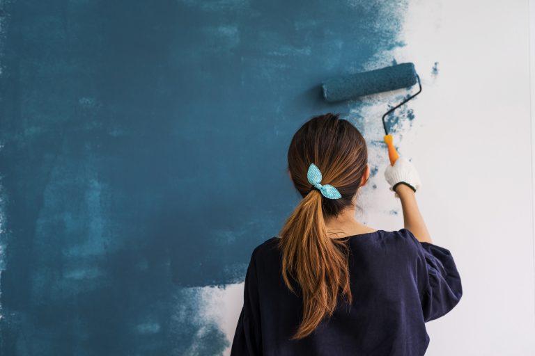 Quel prix pour refaire une peinture en 2021?