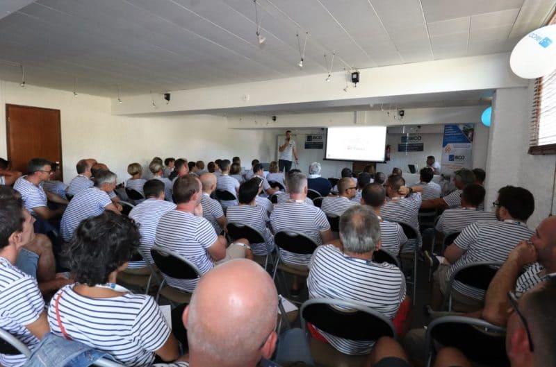 Séminaire illiCO travaux 2019 à Belle Île en Mer