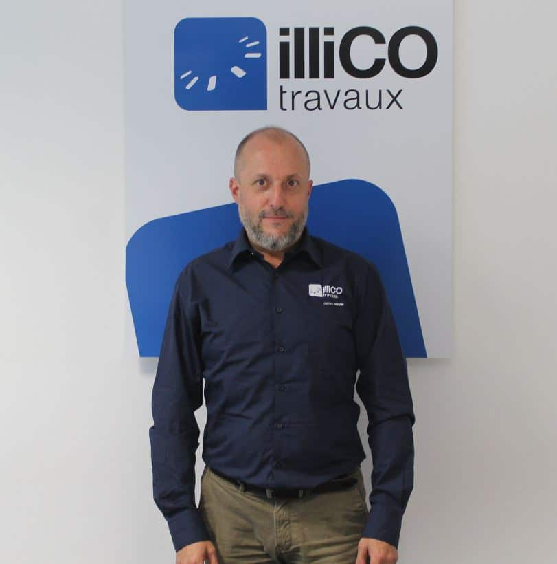 Stéphane Chantagrel responsable illiCO travaux Carcassonne