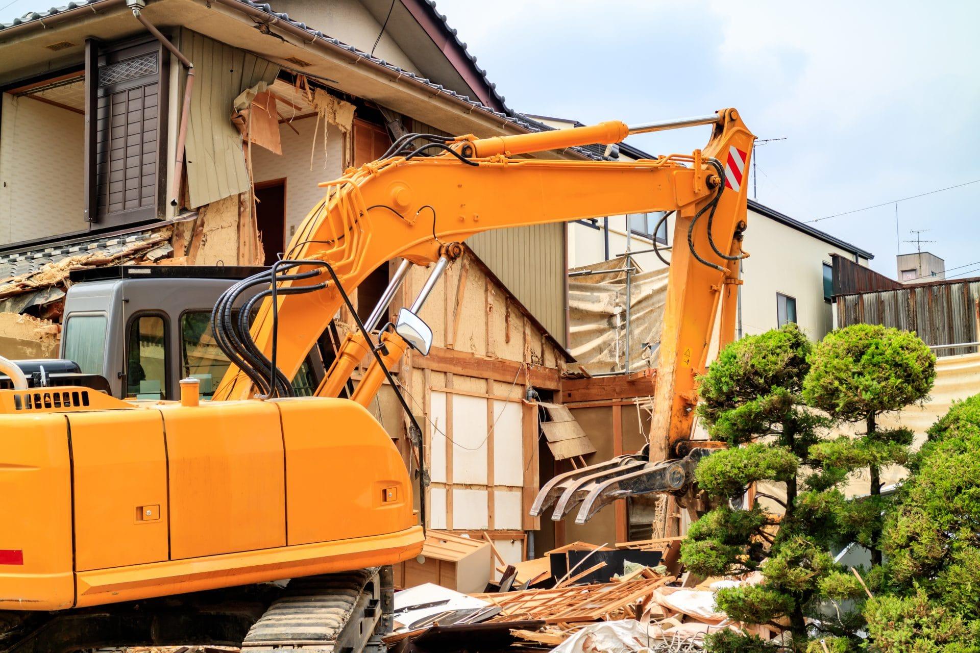 Démolition, détruire pour mieux reconstruire !