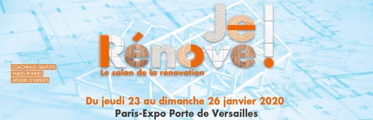 Rencontrez nos ambassadeurs illiCO travaux au salon parisien «Je Rénove»