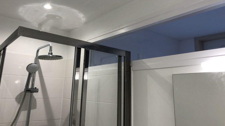 Création d'une salle de bain à Lille (59)