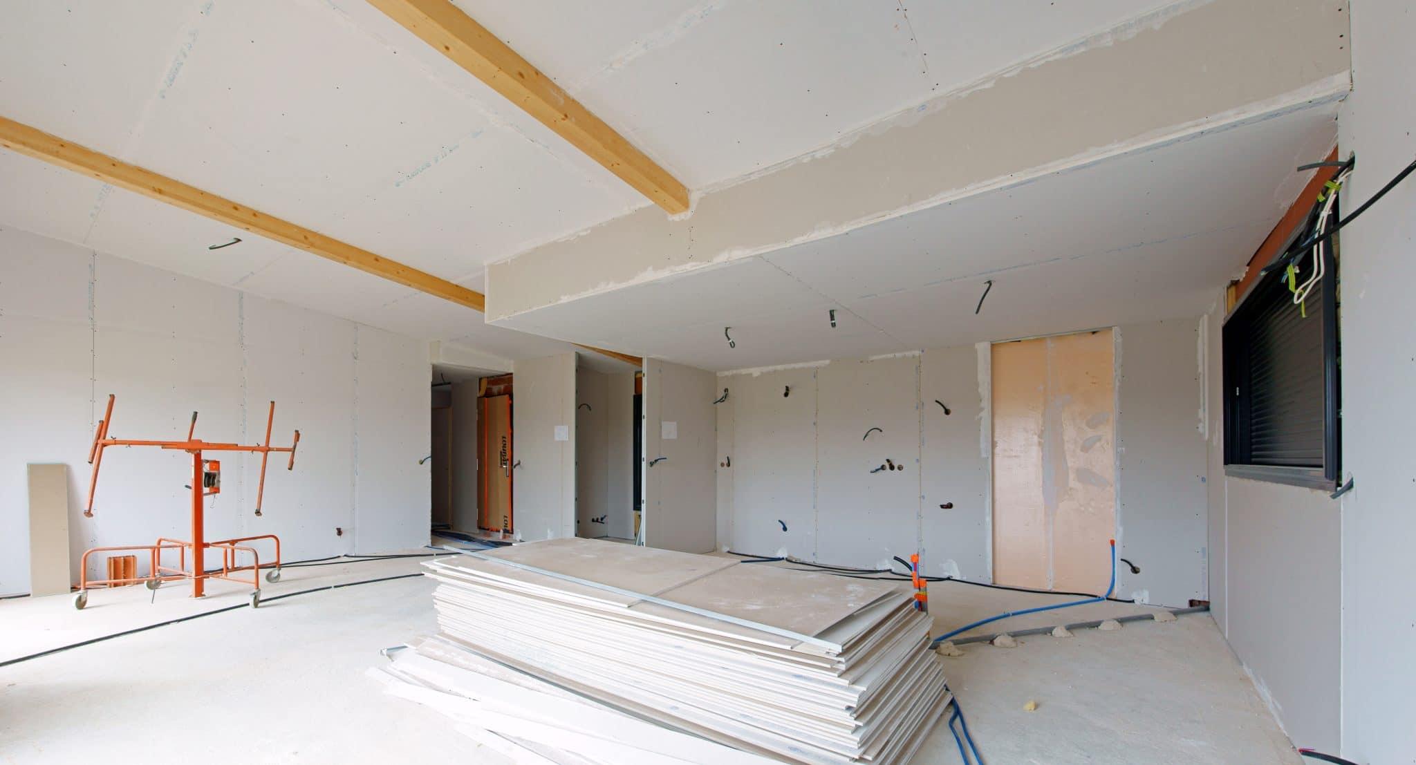 Travaux et Rénovation de maison T5