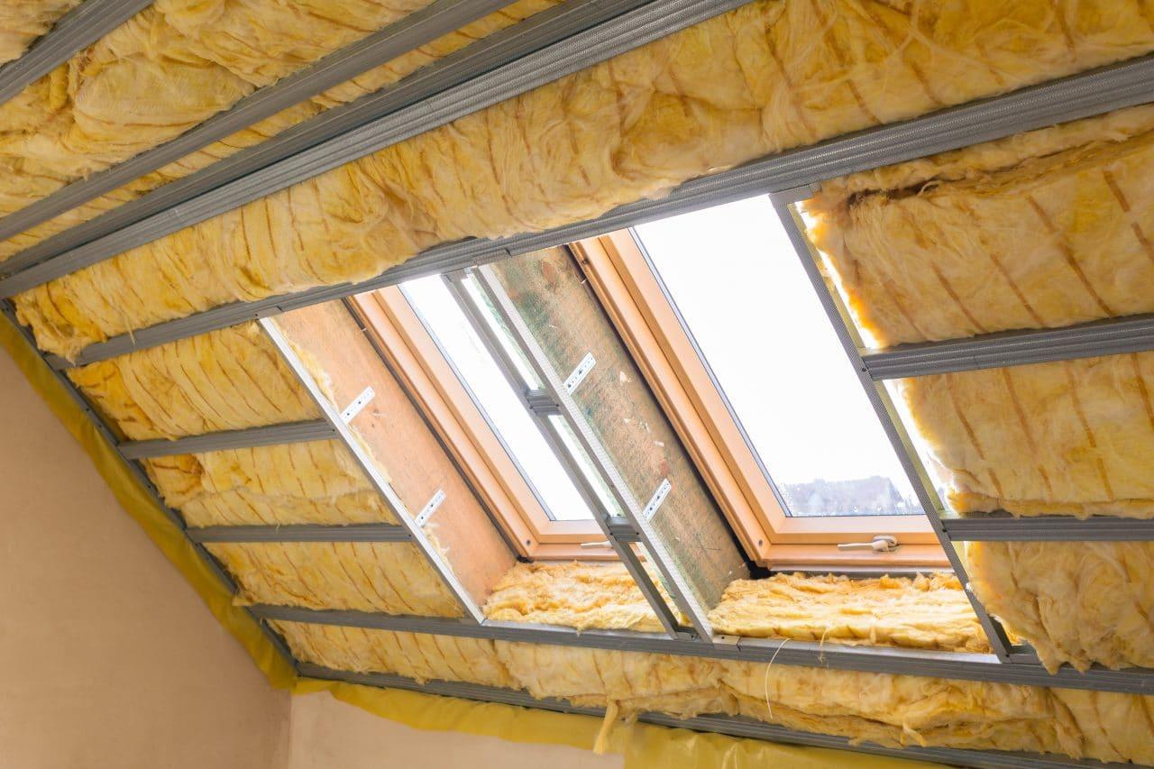 Les aides pour isoler sa toiture