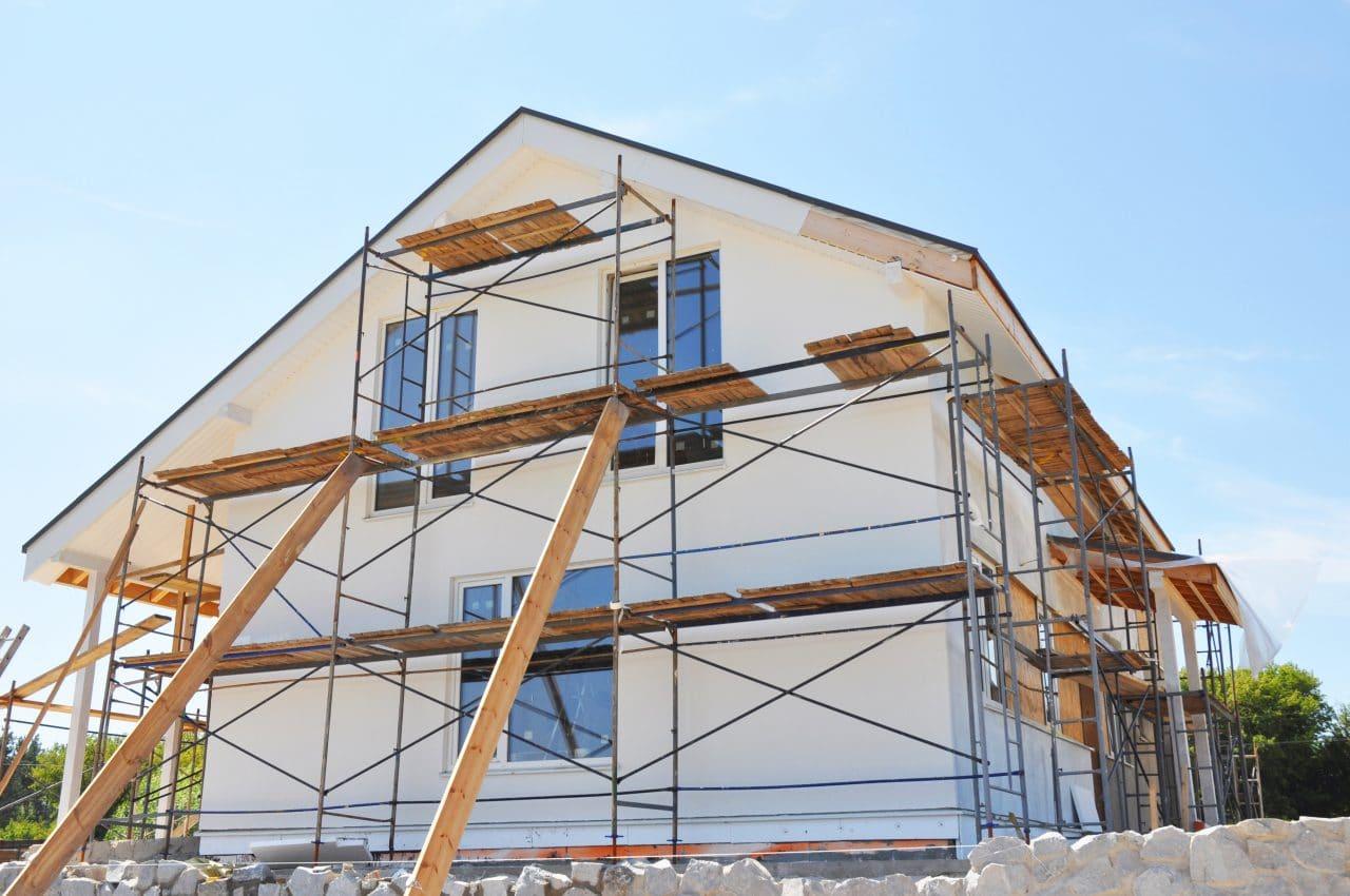ravalement rénovation façade maison