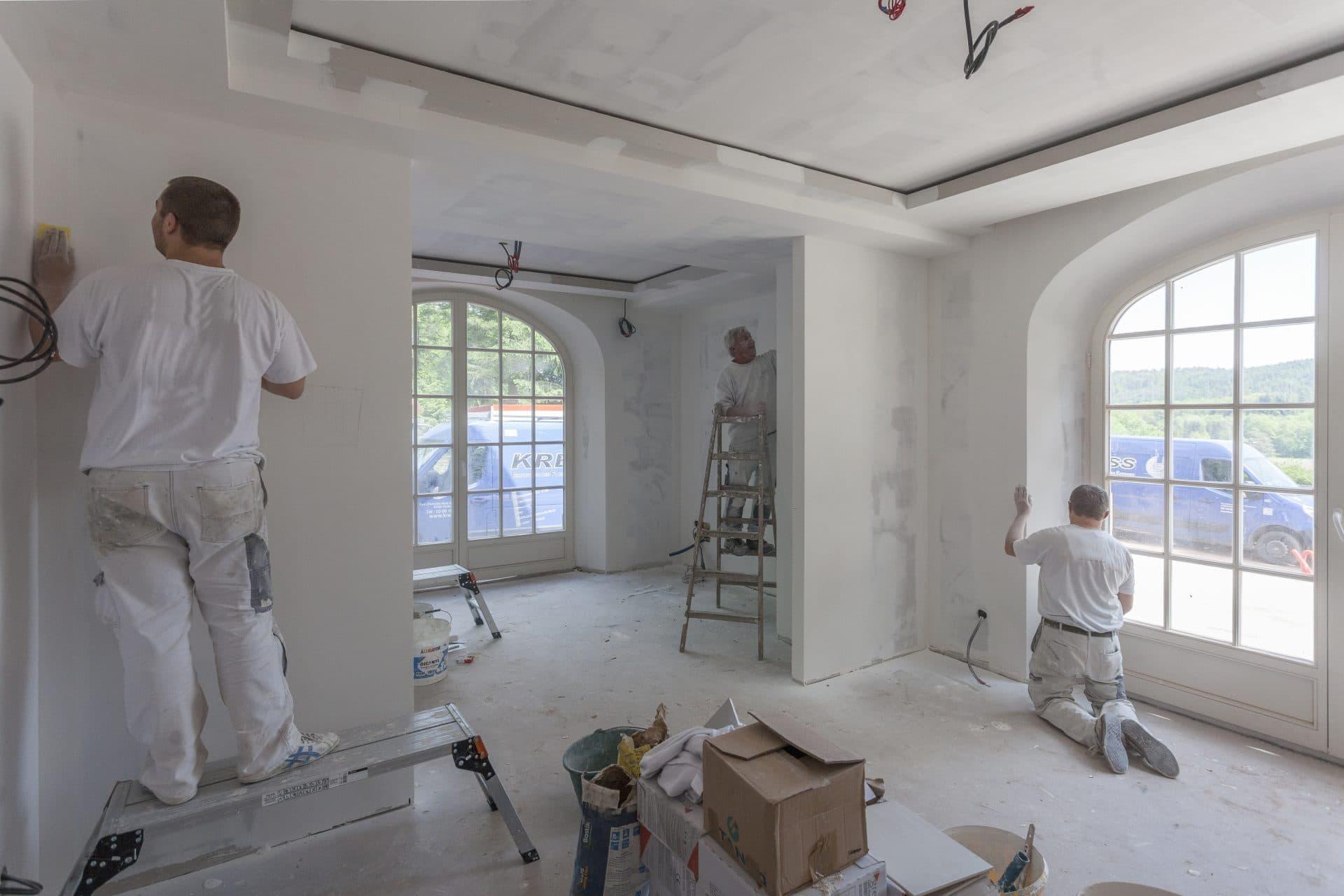 Travaux et Rénovation de maison de 100m²