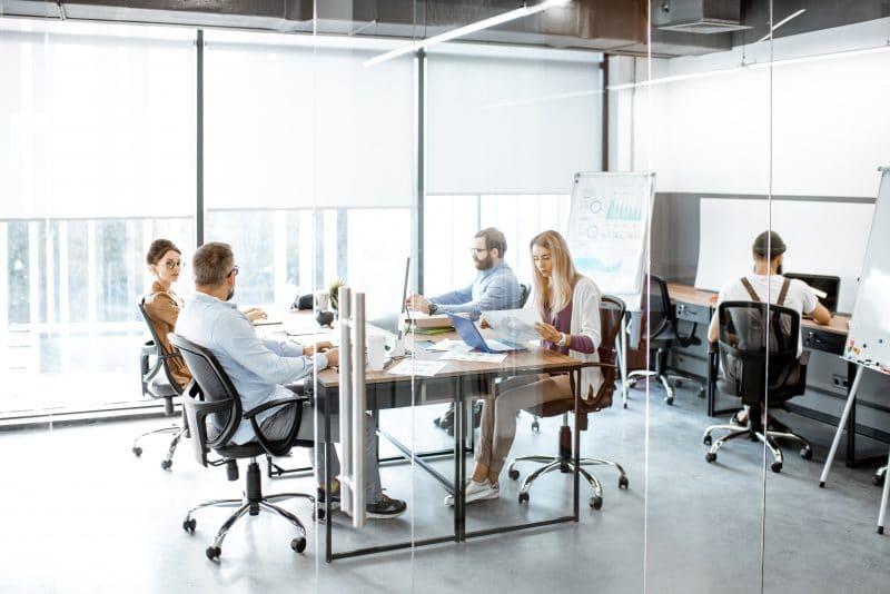 aménager vos bureaux professionnels