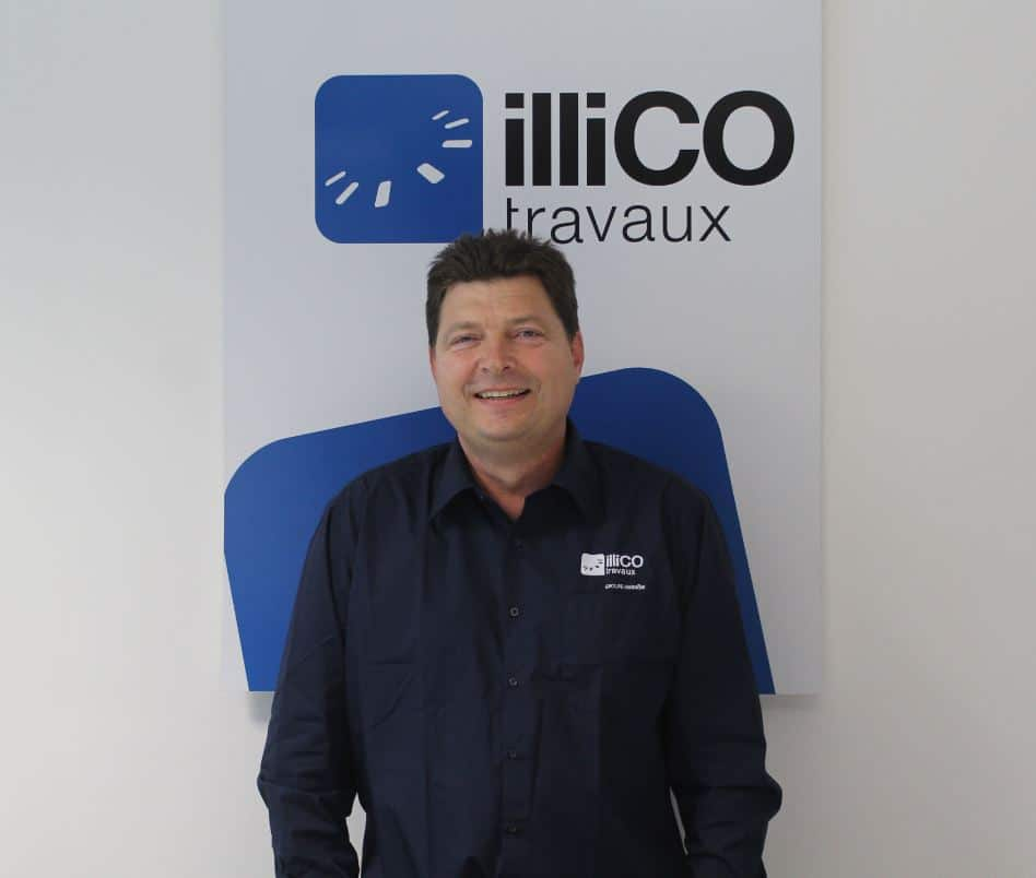 Christophe Martineau responsable illiCO travaux Angoulême Sud