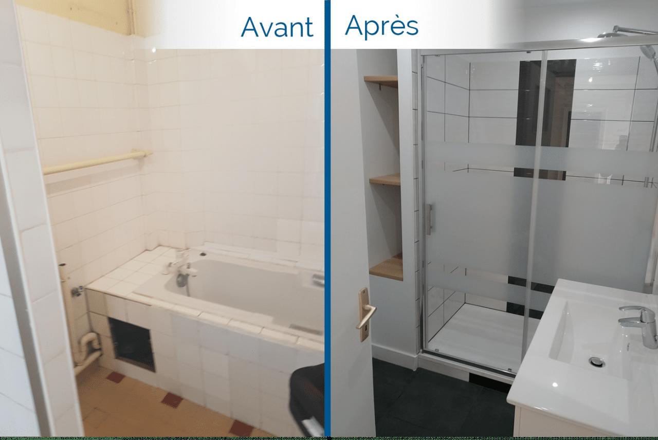 rénovation appartement Lorient