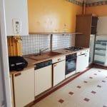 rénovation appartement cuisine avant travaux dépose Lorient