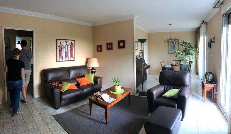 Avant/Après d'une modernisation d'appartement à Lyon 8 (69)