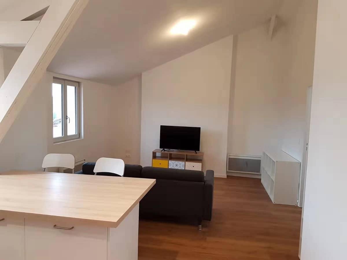 Rénovation complète de 2 appartements à Bordeaux (33)