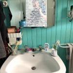 rénovation salle de bain Croisilles (62) : avant travaux