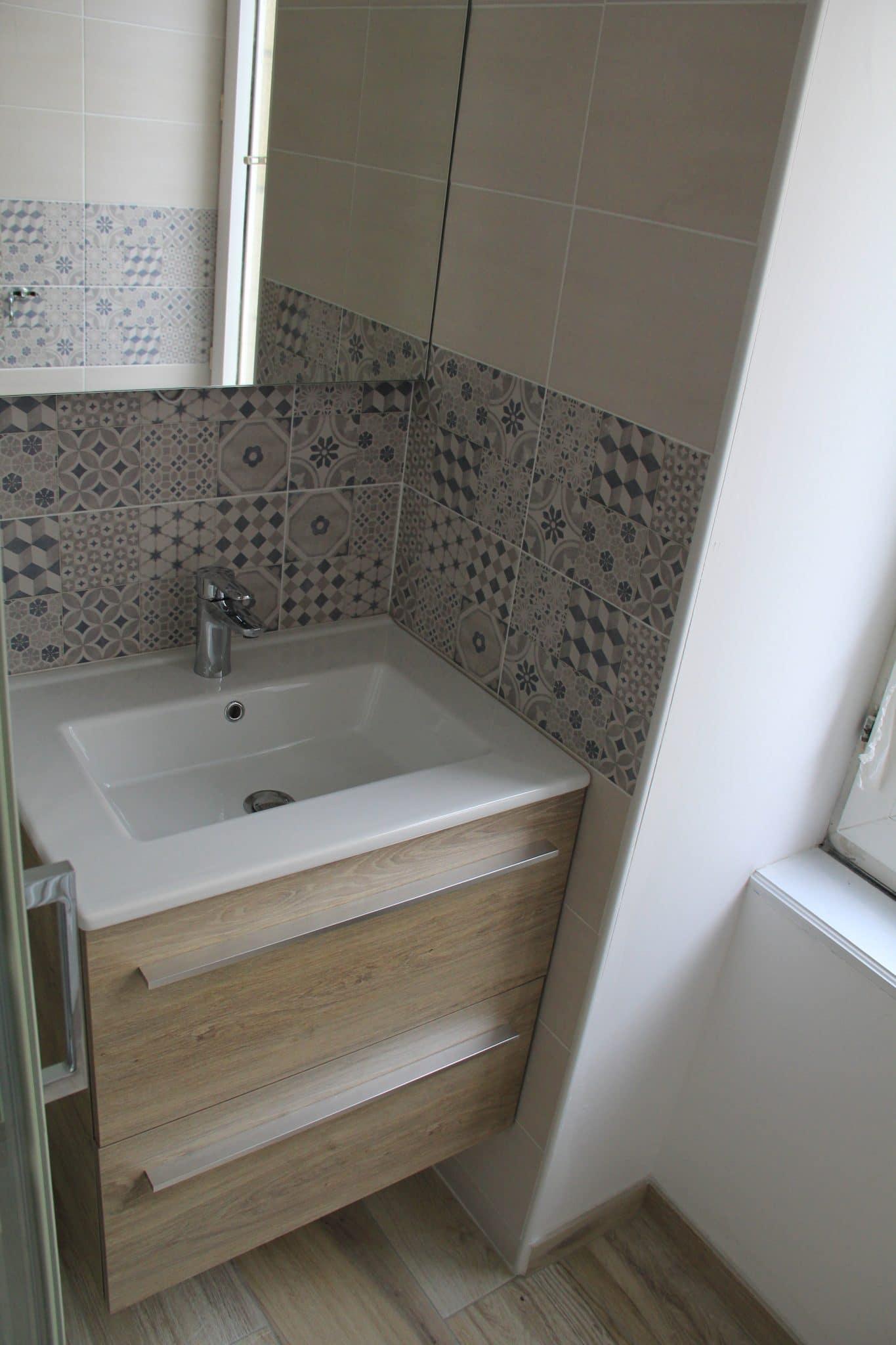 Rénovation d'un appartement à Quimper (29)