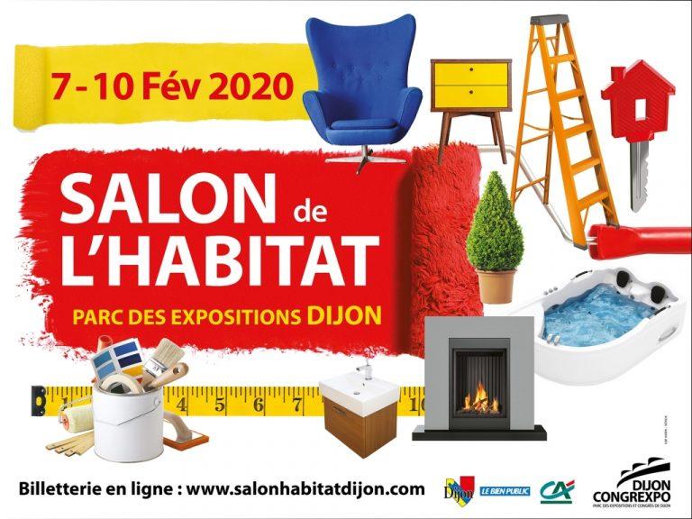 Mathieu Larrière présent au salon de l'habitat de Dijon