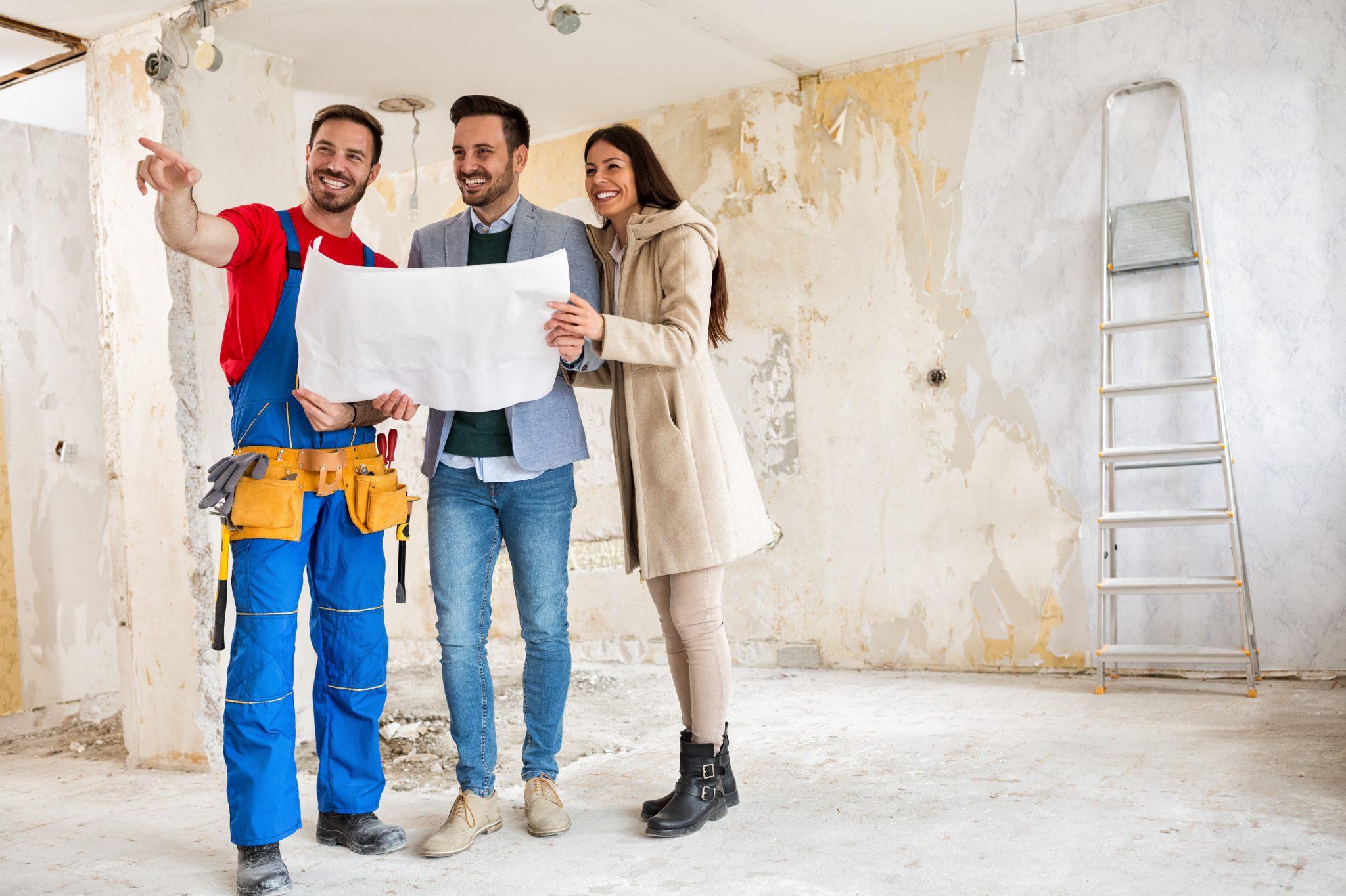 Travaux et Rénovation de maison de 140 m²