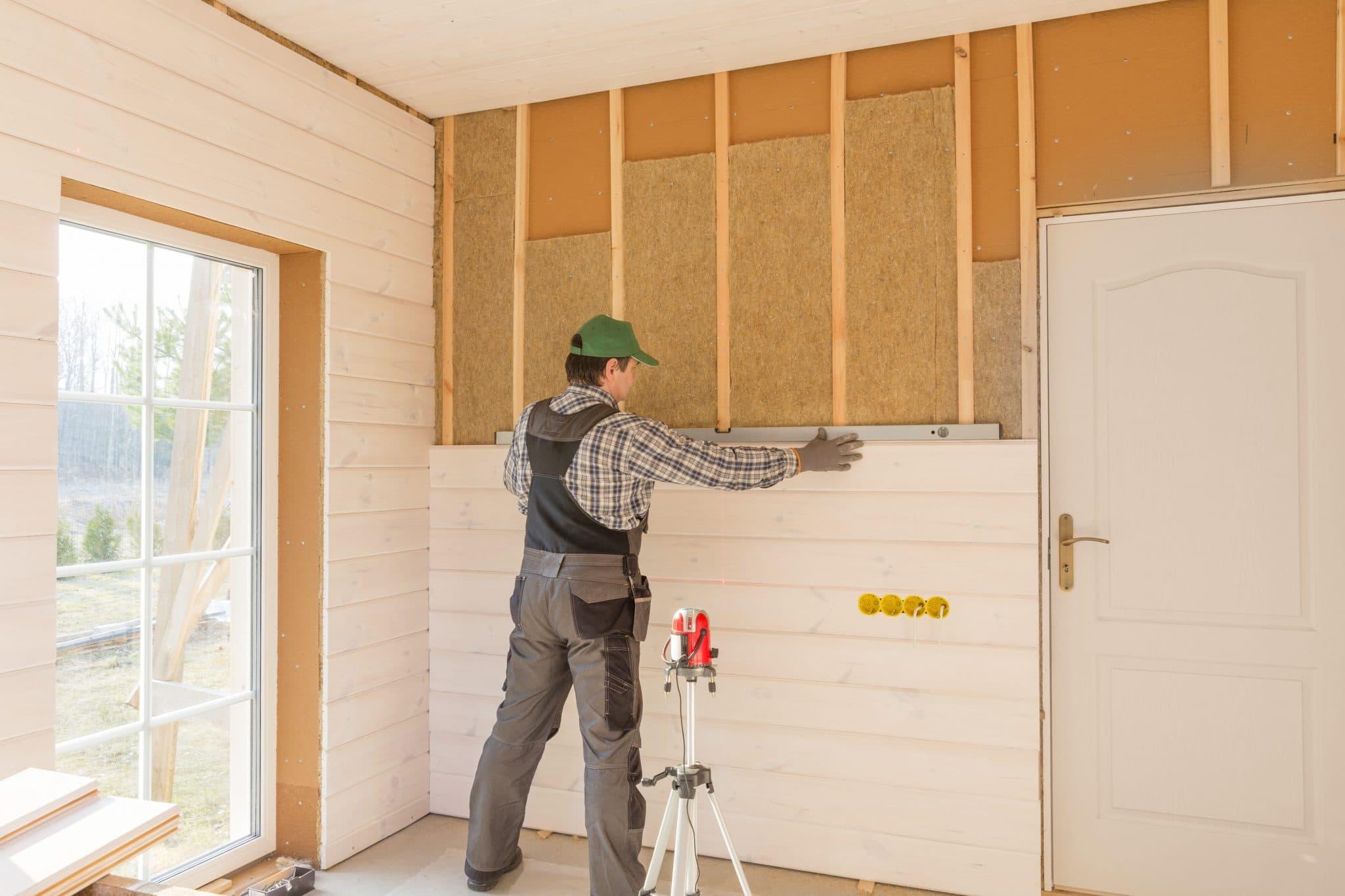 Travaux et Rénovation de maison ossature bois