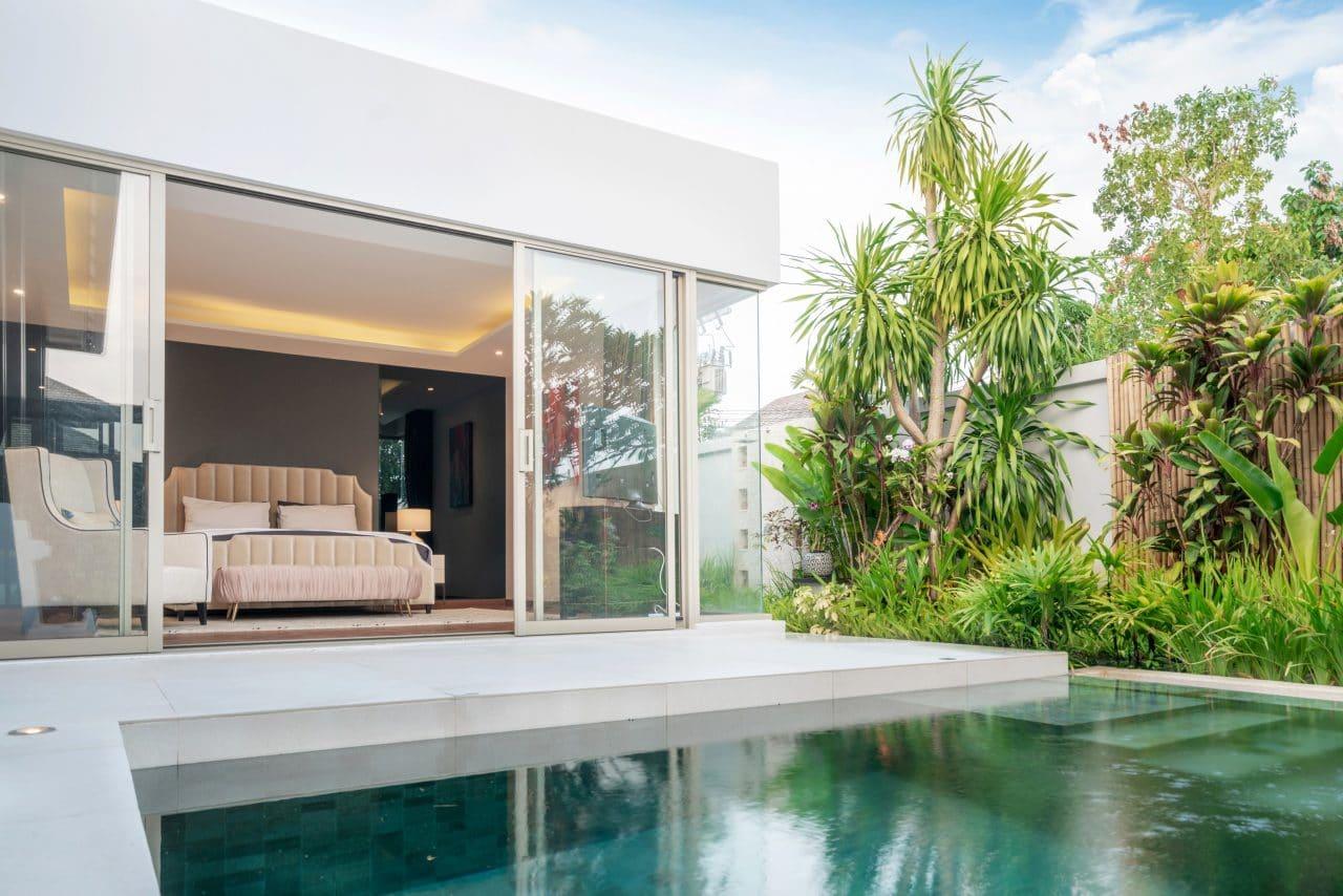 belle villa luxueuse rénovée