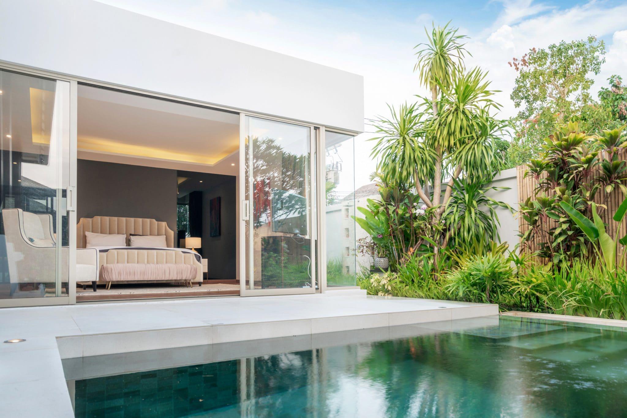 Rénovation maison de luxe