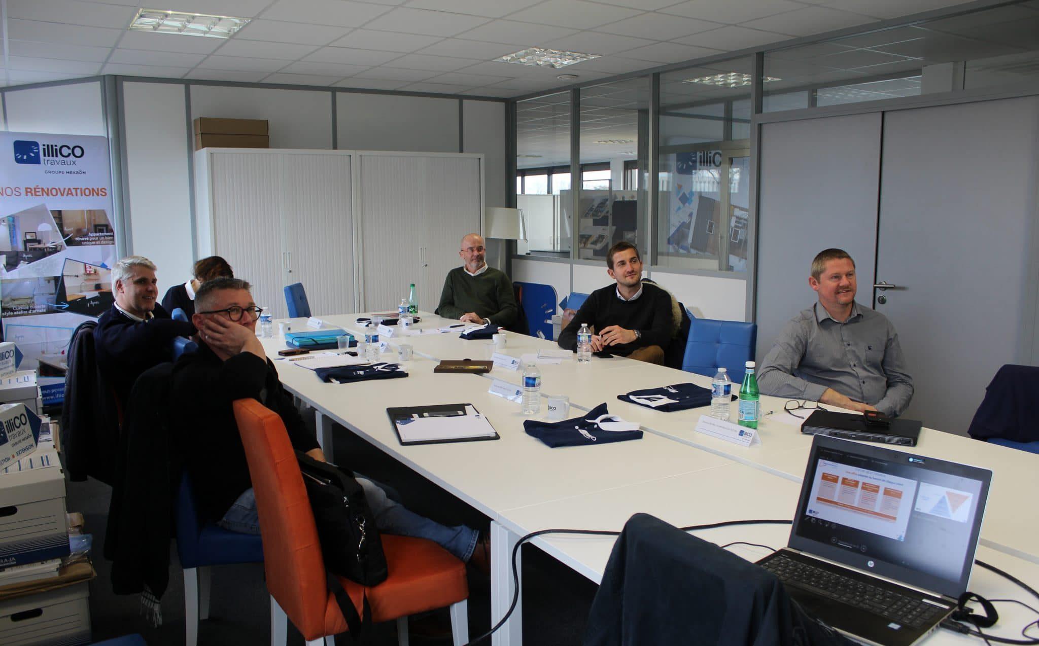 Faites connaissance avec nos ambassadeurs : Fabien, Jean, Jean-Marie, Nicolas et Stéphane