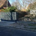 pose d'un portail à Marcq en Baroeul : portail après travaux